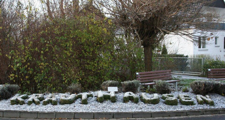Krauthausen im Winter